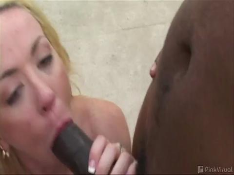 Trinity Post interracial sex video from Black Cocks White Sluts