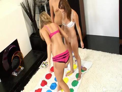 Chastity Lynn, Mae Lynn, Kara Price mobile porn video from Pink Visual Pad
