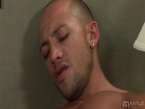 Jordano Santoro gay amateur boys video from His First Huge Cock
