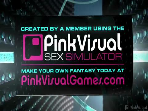 Ce virtuel porno scénario créé par un PinkVisualGames.com a un peu de tout, du pied de jouer et de la servitude de la lumière numérique T-fille avec des seins comme des melons pour aller avec une énorme bite!