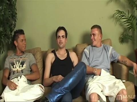 Ricky Ferrero gay networks video from All Gay Reality Pass