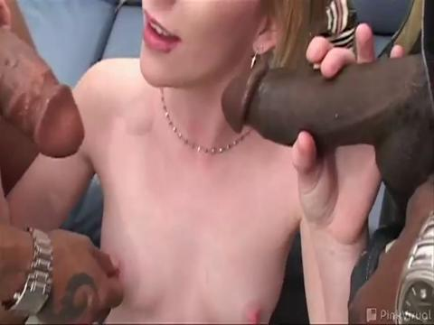 Alexa Lynn interracial sex video from Black Cocks White Sluts