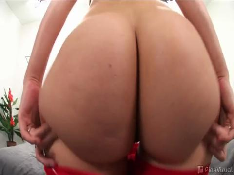 Hollie Stevens big butts video from Bubble Butts Galore