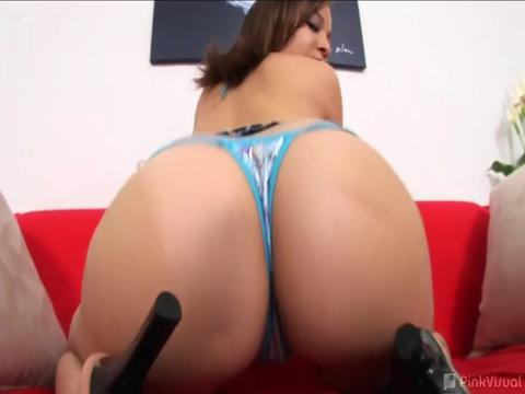 Tia Sweets big butts video from Bubble Butts Galore