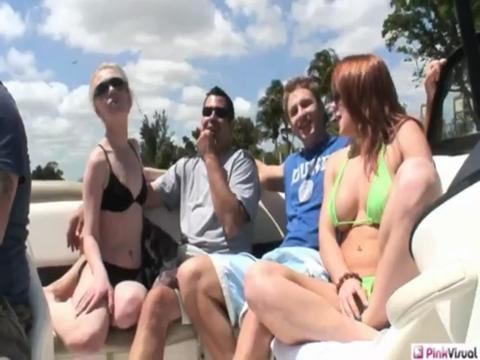 Bang Boat reality porn video