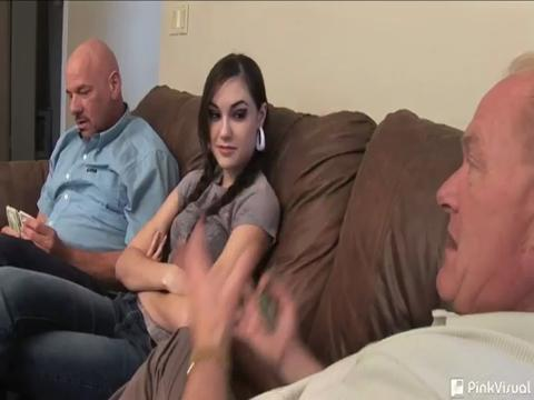 Sasha Grey reality porn video from All Star Reality Porn