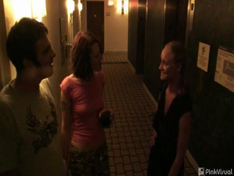 Leah Wilde and Sascha