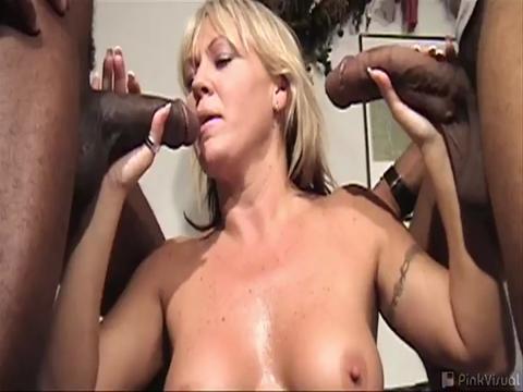 Chennin Blanc interracial sex video from Black Cocks White Sluts