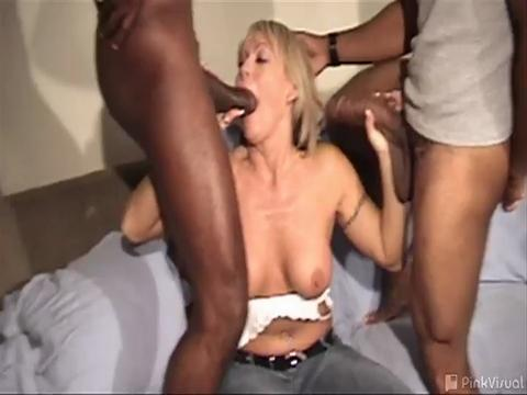 Chennin Blanc interracial sex video from Black Cocks White Sluts