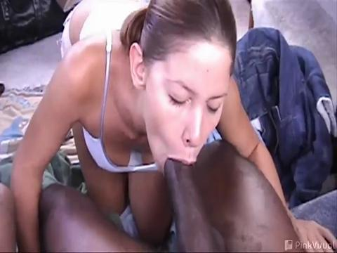 Haley Hunter interracial sex video from Black Cocks White Sluts