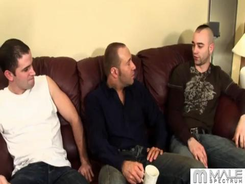 Sam Swift, Johnny Maverick gay amateur boys video from His First Huge Cock