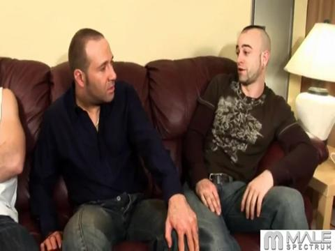Sam Swift, Johnny Maverick gay networks video from Male Super Site
