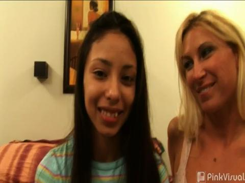 Devon Lee, Alexis Love reality porn video from All Star Reality Porn