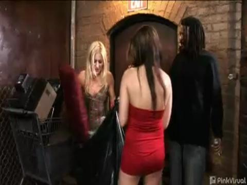 Heather Gables, Chelsie Rae, Natasha Nice cfnm video from CFNM Max