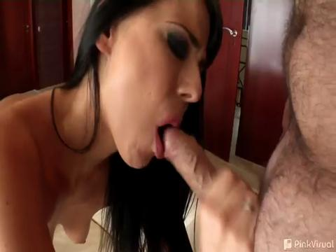 Simony Diamond gang bang video from Gang Bang Junkies