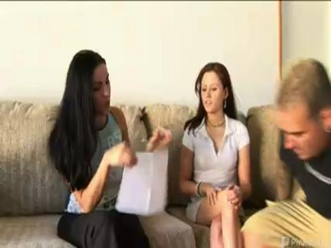 Sindee Jennings, Veronica Rayne group sex video from Couples Seduce Teens