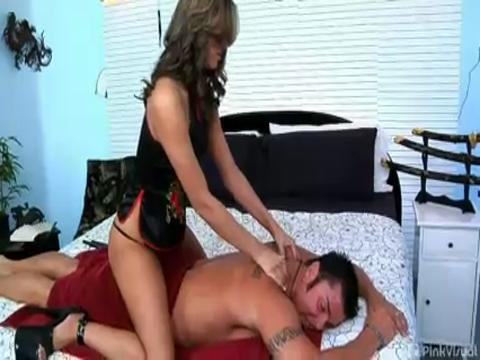 South Korean sex kitten Heather easily seduces Shane with her sensual massage Shes the horniest masseuse in the parlor and wants way more that just the tip She wants the whole basket of meat with gravy on her tits