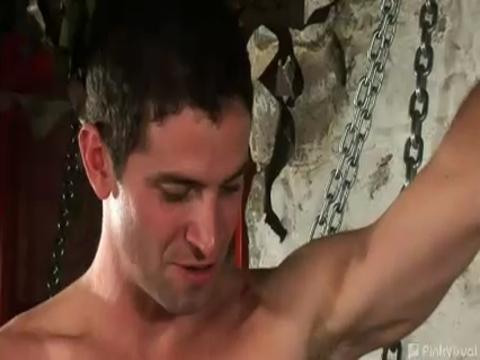 Sam Swift, Johnny Maverick, Kyle Stevens gay str8 bait video from His First Gay Sex