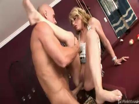 Lexi Belle young adult video from Pure Cherry Girls
