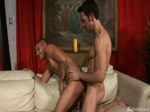 Tristan Mathews, Bryan Slater gay group sex video from Gay Orgy XXX