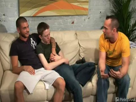 Tim Skyler, Owen Hawk, Tristan Mathews gay networks video from Male Spectrum Pass