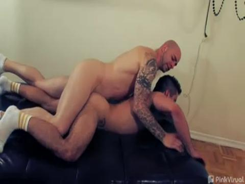 Sam Swift, Nikko Brave gay mobile porn video from iMale Spectrum Pass