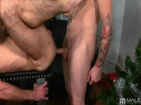 Sam Swift, Johnny Maverick, Xavier St. Jude gay networks video from Male Super Site