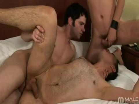 Johnny Maverick gay networks video from Male Spectrum Pass