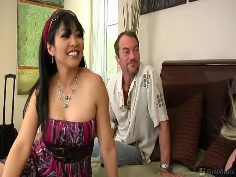 Lexi Lamour, Mika Tan mobile porn video from iPink Visual Pass