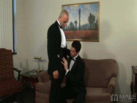 Sam Swift, Johnny Maverick gay networks video from Male Spectrum Pass