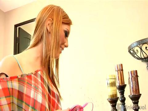 Dani Jensen, Lyla Storm lesbian sex video from Club Girl Girl